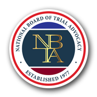 National Board of Trial Advocates | The Anzalone Law Offices