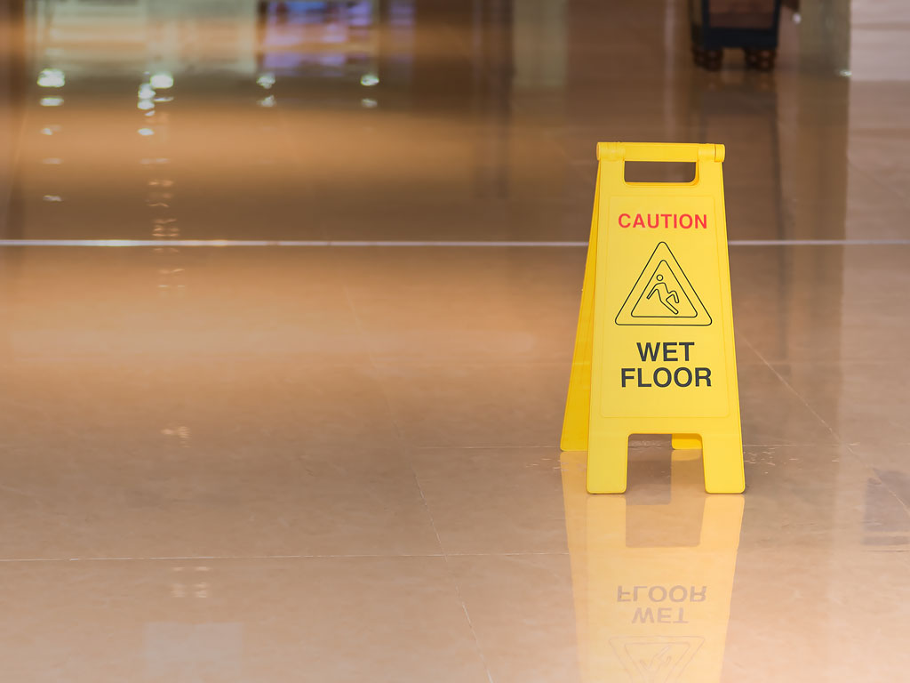 Slip and Fall | Anzalone Law Offices